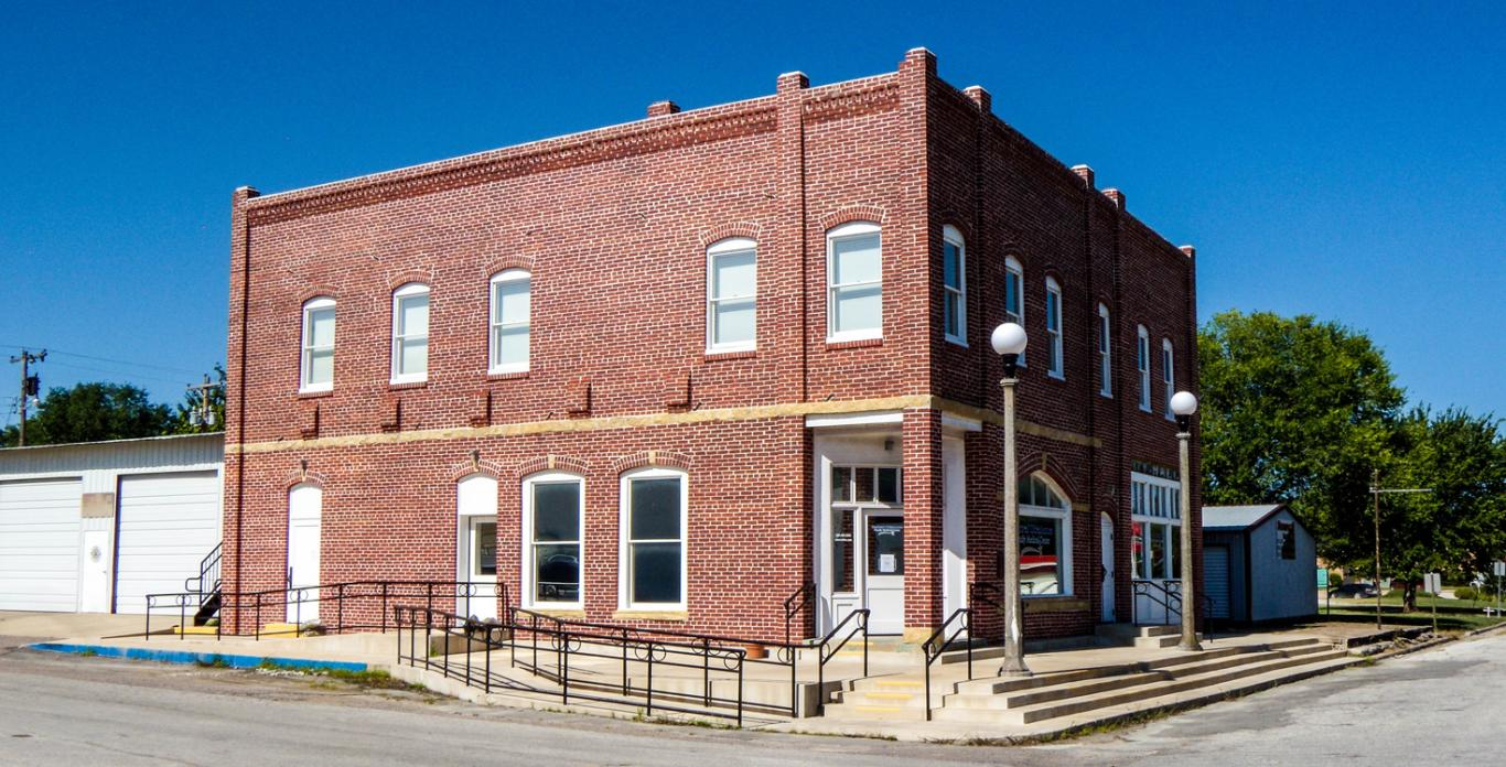 Stonewall Historic Bank