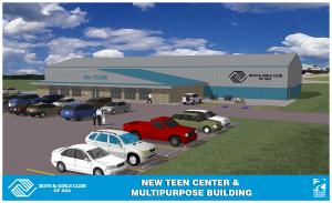 BGCA Teen Center & Multipurpose Building